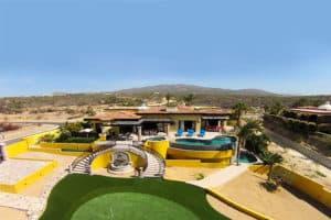 Villa Gracia - Punta Ballena - Cabo San Lucas