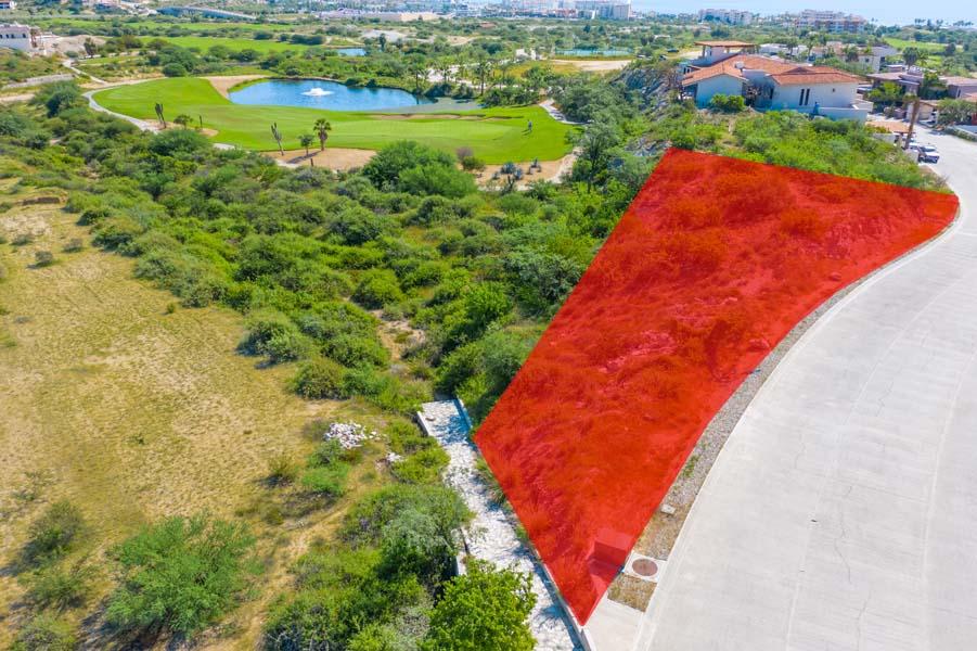 Los Valles Homesite 121 - Club Campestre San Jose - San Jose del Cabo
