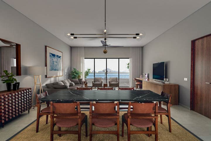 The Cape Residences 720/721 - The Cape Residences - Cabo Corridor