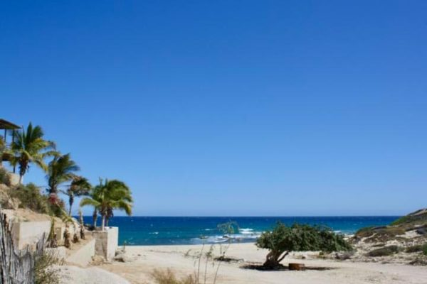 Las Destiladeras Surf - Zacatitos - East Cape
