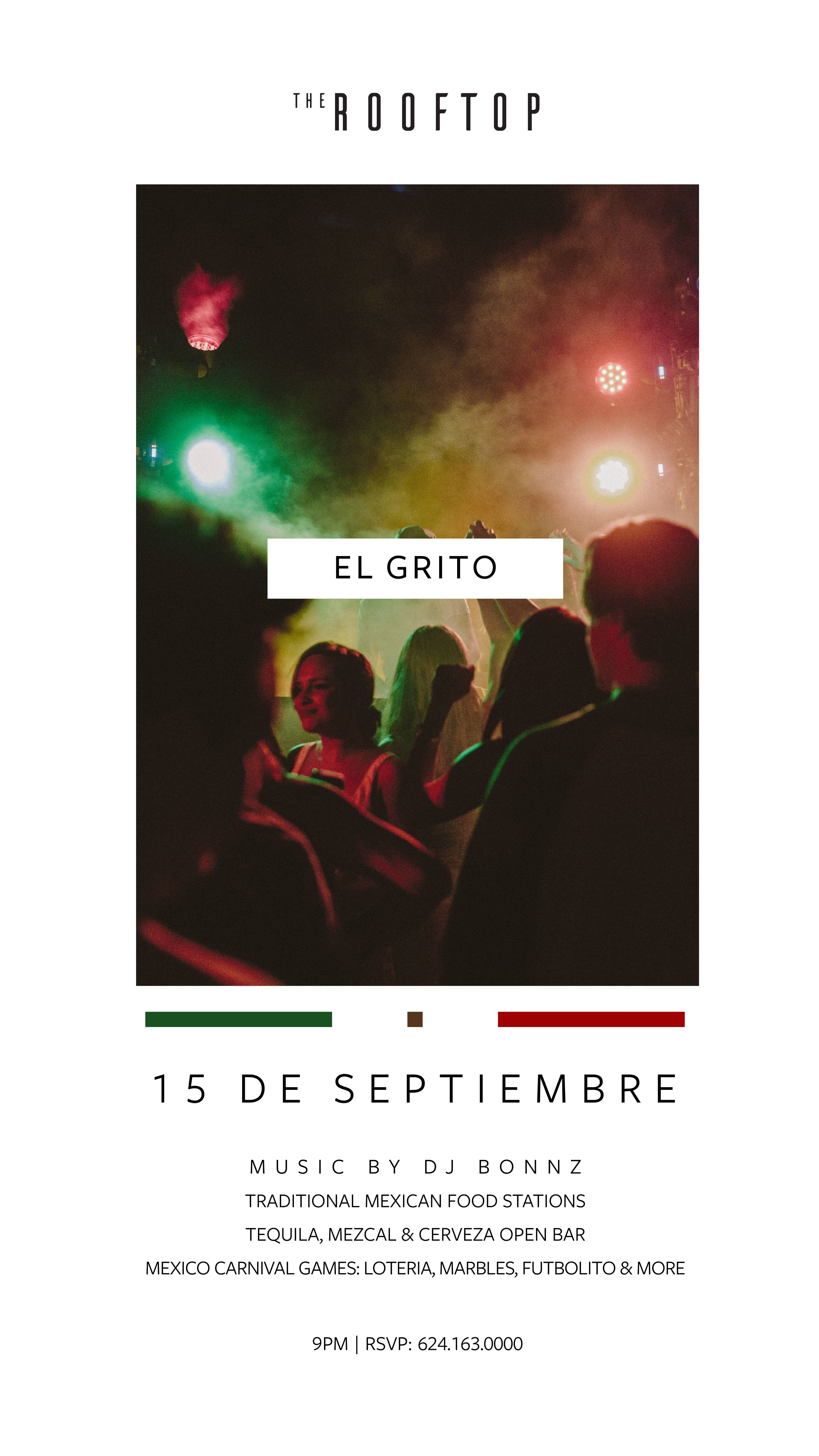 EL GRITO | THE ROOFTOP