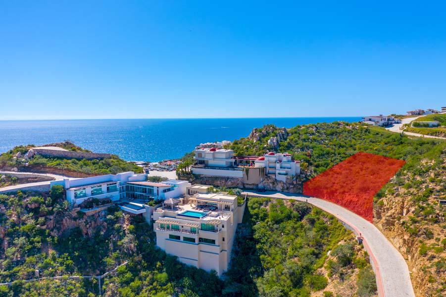 Lote Amanecer - Pedregal - Cabo San Lucas