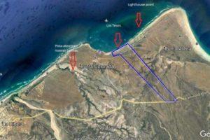 Los Tezos - Camino Cabo del Este - East Cape