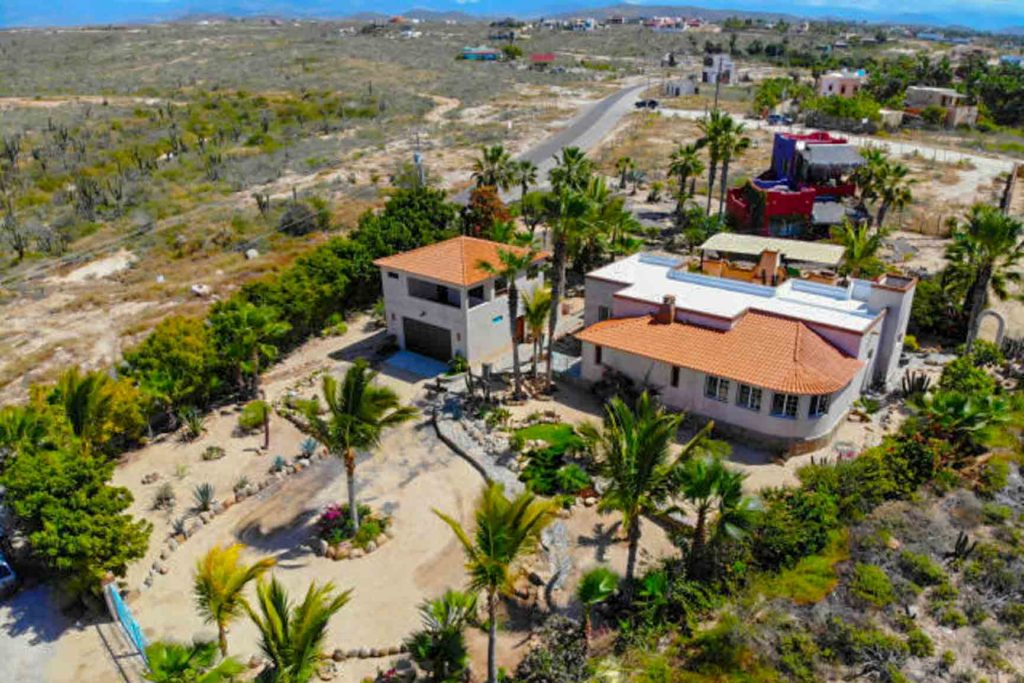 Casa Artesana - Las Tunas - Todos Santos