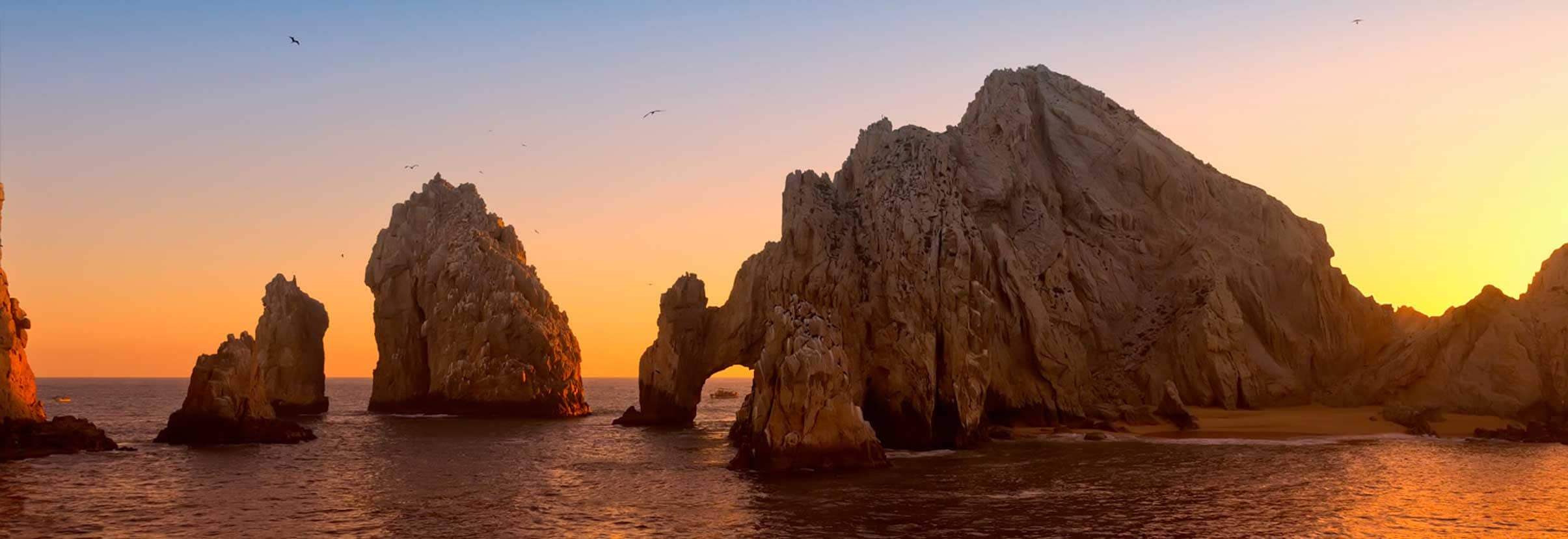 Why Los Cabos?