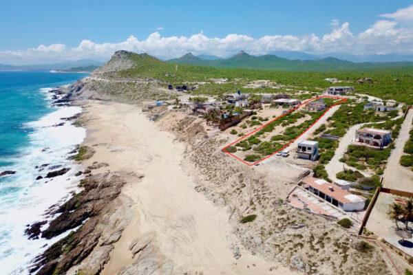 Zacatitos Lot 23 - Zacatitos - East Cape