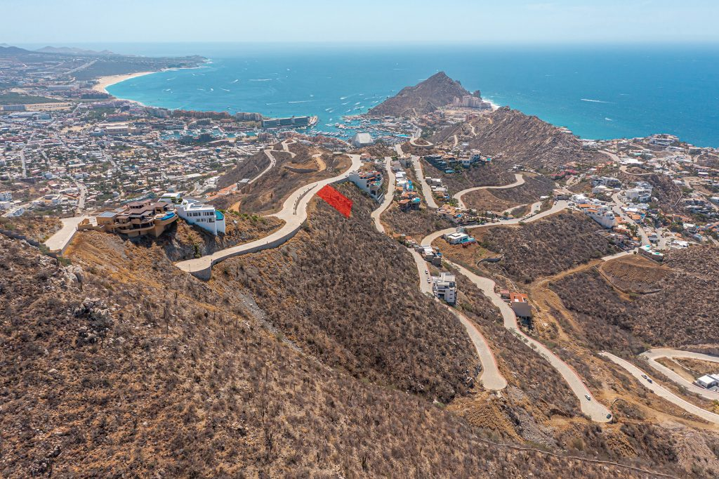 Heights Lot 23-A - Pedregal - Cabo San Lucas