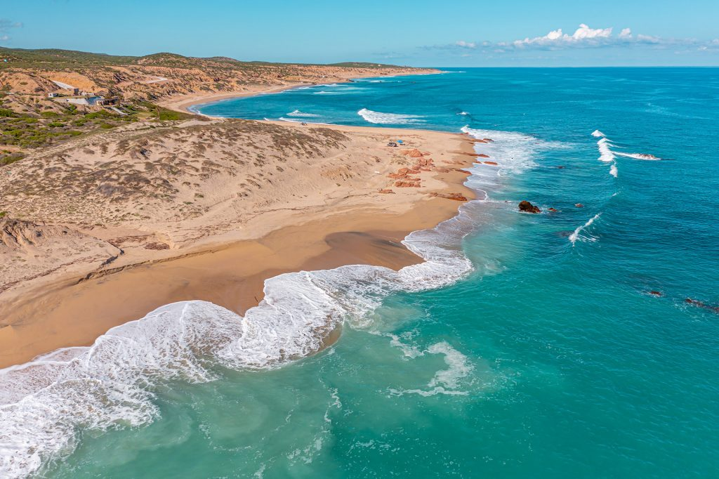 Nine Palms Prime Surf Reserve - East Cape