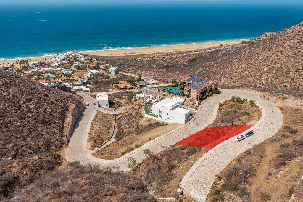 El Peñon Lot 31 - El Pedregal - Cabo San Lucas