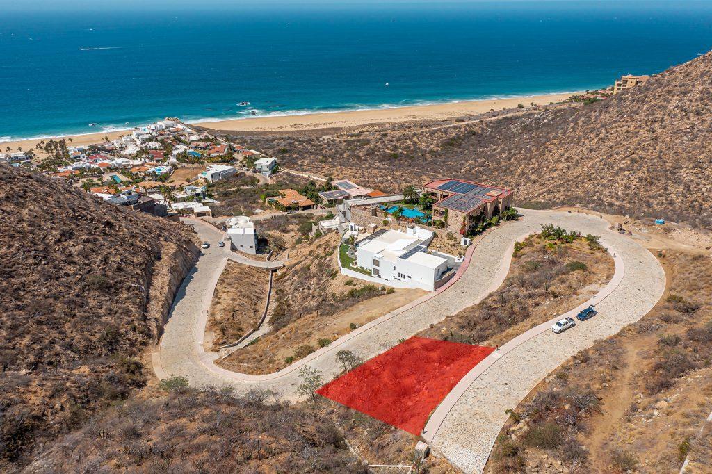 El Peñon Lot 32 - El Pedregal - Cabo San Lucas